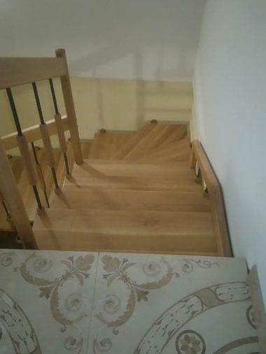 Деревянные лестницы в Севастополе
