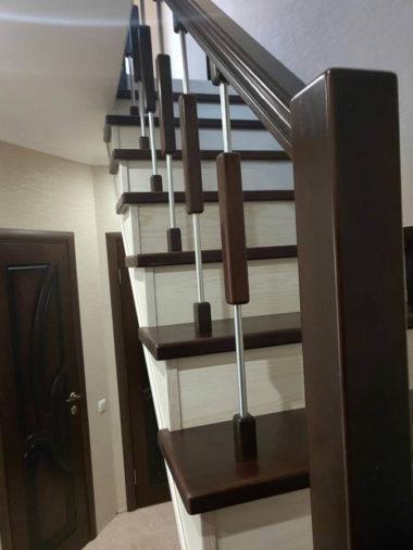 Деревянная лестница Крым