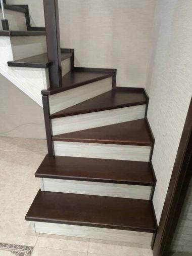 Лестница деревянная купить цены